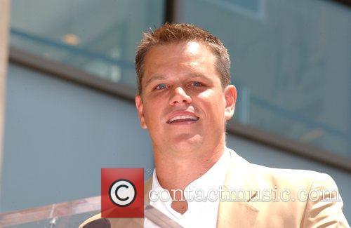Matt Damon 60