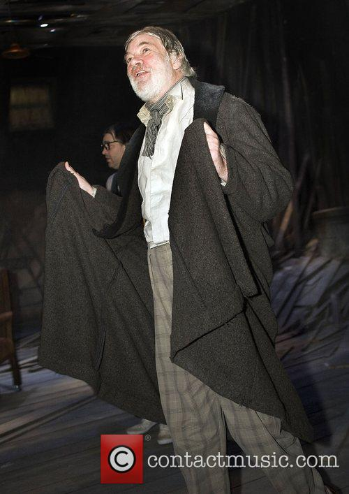 Matthew Kelly At the Liverpool Everyman Theatre attending...