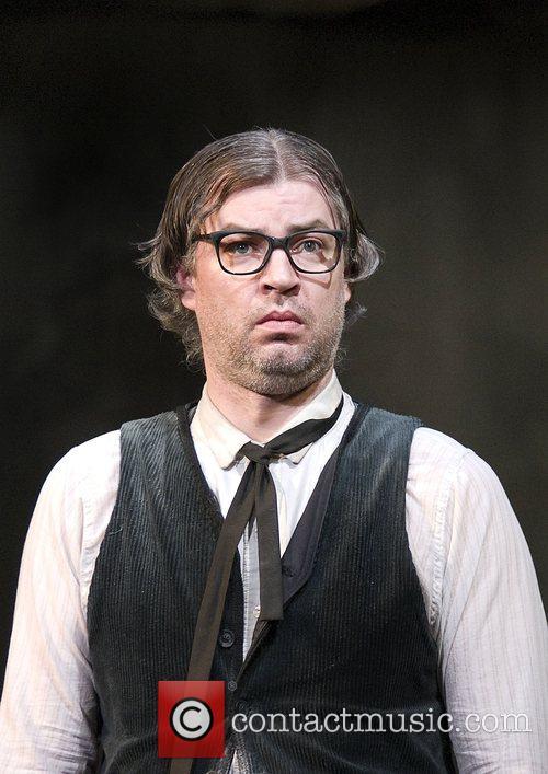 Matthew Rixon  At the Liverpool Everyman Theatre...