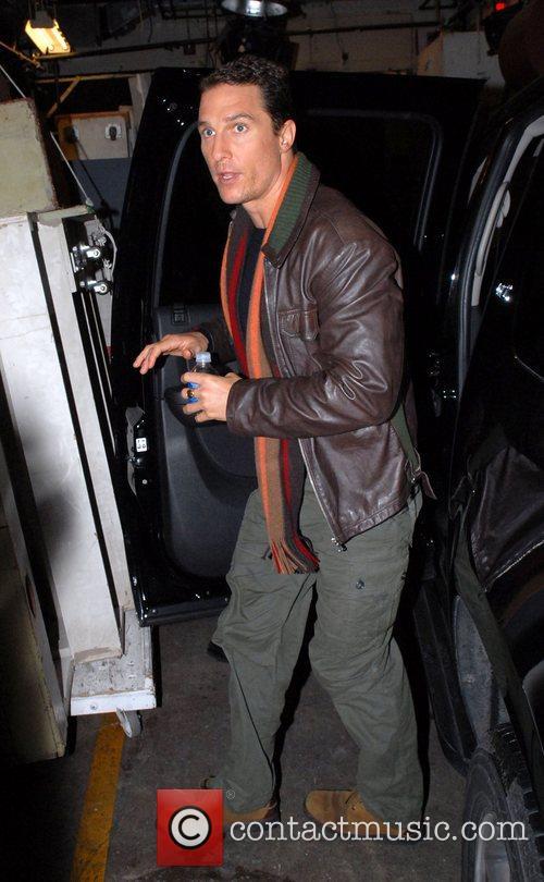 Matthew McConaughey, ABC