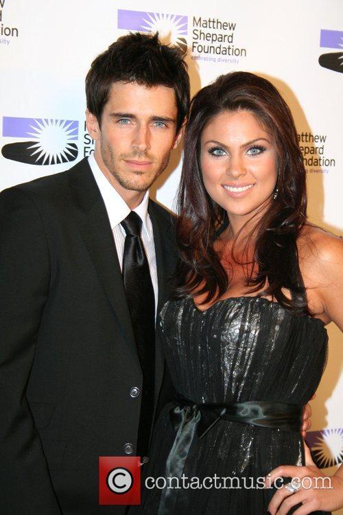 Brandon Beemer and Nadia Bjorlin 1
