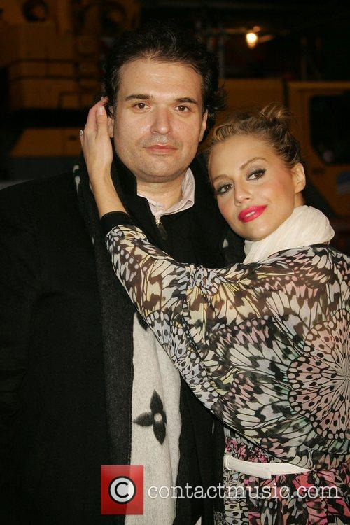 Brittany Murphy and Matthew Williamson 2