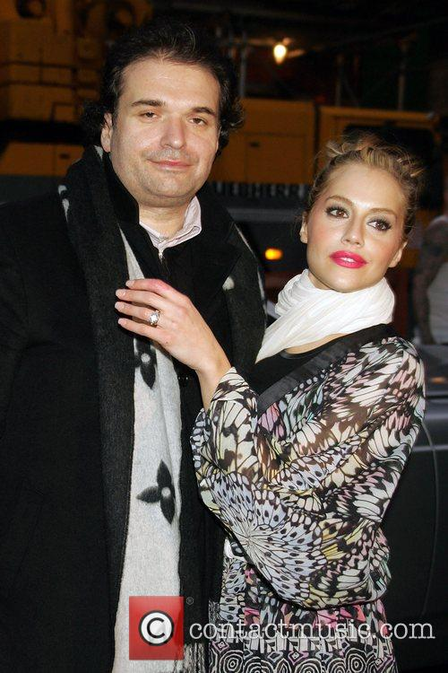 Brittany Murphy and Matthew Williamson 3