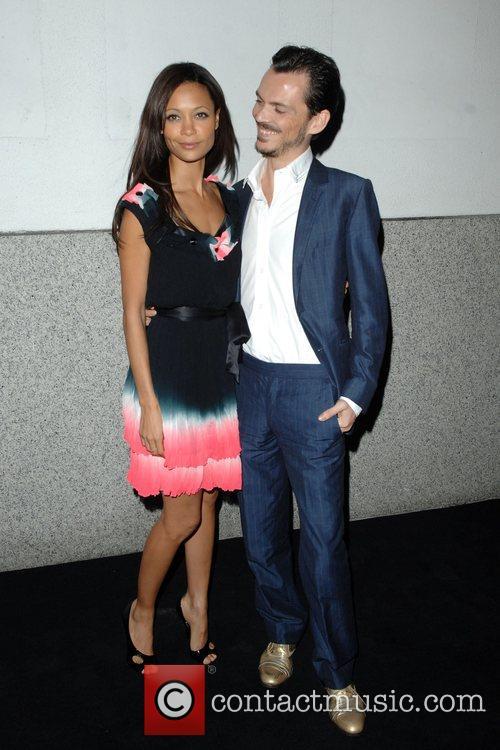Thandie Newton, Matthew Williamson Matthew Williamson celebrates 10...