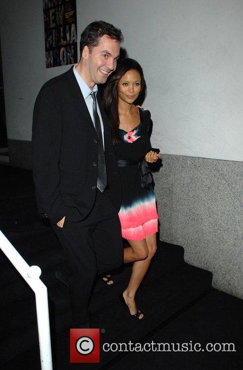 Ol Parker, Thandie Newton Matthew Williamson celebrates 10...