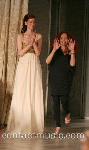 Maureene Dinar Mercedes-Benz Fashion Week New York Spring...