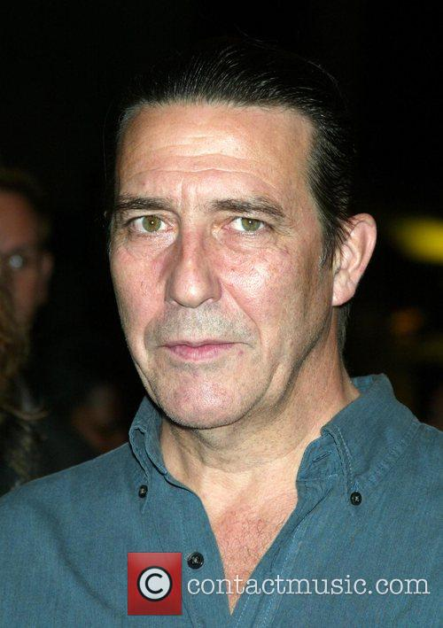 Ciaran Hinds Opening night of the new Broadway...