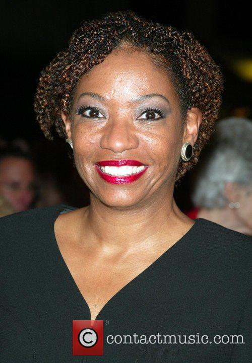 Adriane Lenox Opening night of the new Broadway...