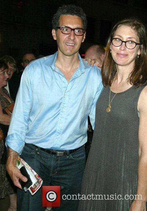 John Turturro and Katherine Borowitz Turturro