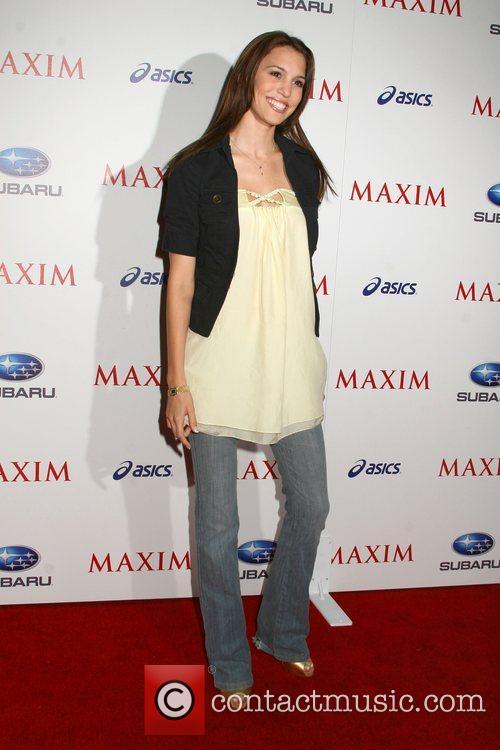 Maxim Magazine's ICU Event- Arrivals held at Area