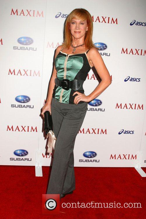 Kathy Griffin Maxim Magazine's ICU Event- Arrivals held...