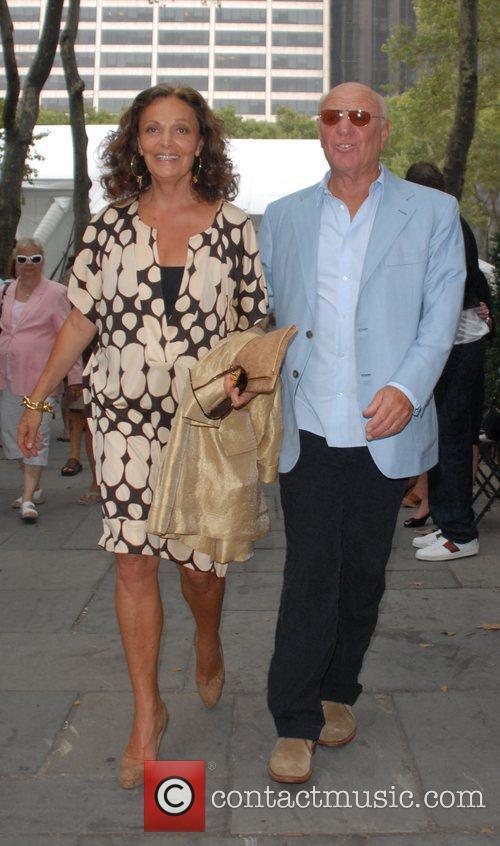 Diane Von Furstenberg and Barry Diller 2