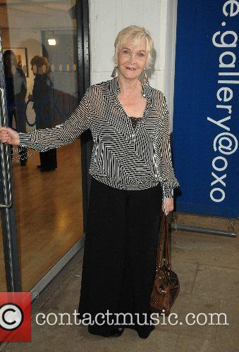 Sheila Hancock Mary McCartney Private view held at...