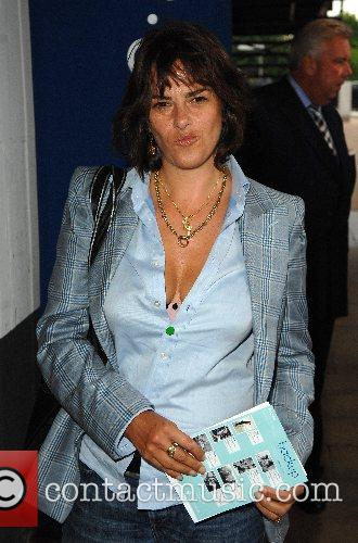 Tracey Emin Mary McCartney Private view held at...