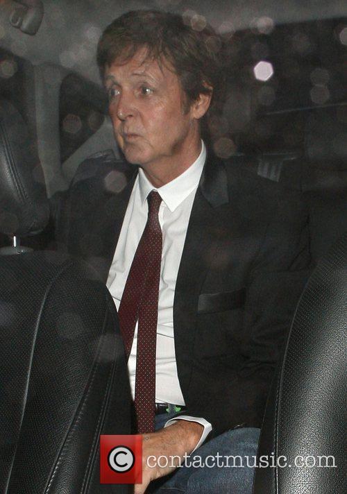 Sir Paul McCartney, Linda Mccartney