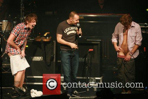 McFly, Danny Jones and Dougie Poynter 24