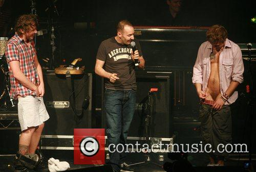 McFly, Danny Jones and Dougie Poynter 17
