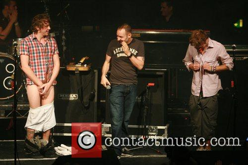 McFly, Danny Jones and Dougie Poynter 33