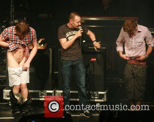 McFly, Danny Jones and Dougie Poynter 2
