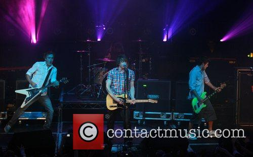 McFly, Danny Jones and Dougie Poynter 28
