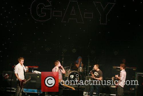 McFly, Danny Jones and Dougie Poynter 30