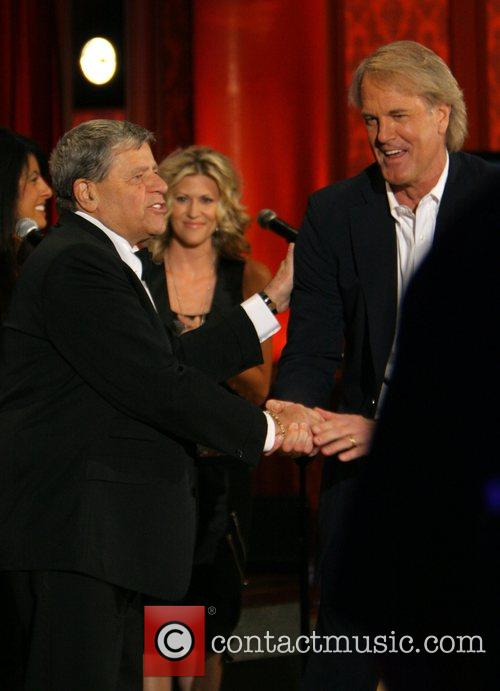 Jerry Lewis and John Tesh The Jerry Lewis...