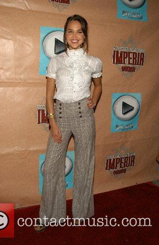 Arielle Kebbel 'Help Find Madeleine' benefit for missing...