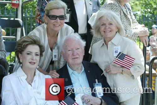 Octogenarian journalist John Cosgrove Annual Memorial Day Parade...