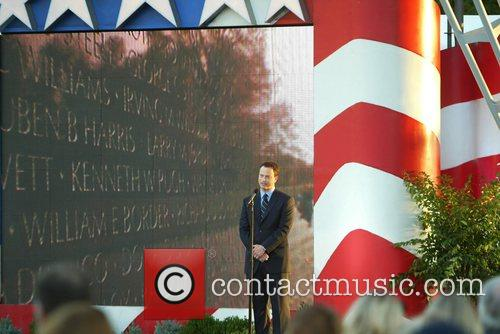 Gary Sinise Participated in the annual Memorial Day...