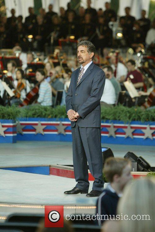 Joe Mantegna Participated in the annual Memorial Day...