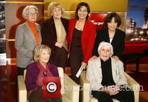 Margarete Mitscherlich, Gisela May, Helga Schittek, Sandra Maischberger,...