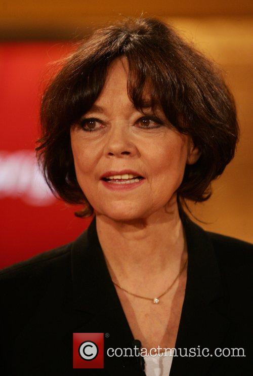 Simone Rethel-Heesters  on German talkshow