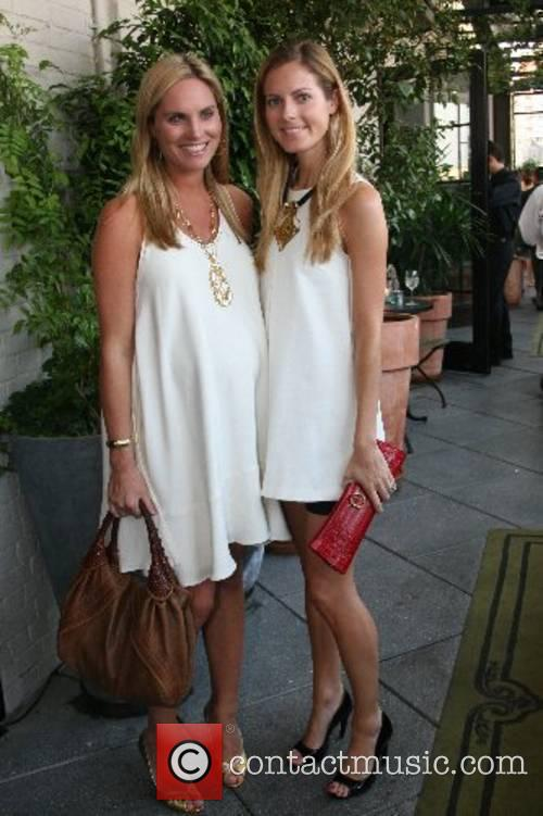 Guests Men.Style.Com celebrates the women of fashion on...