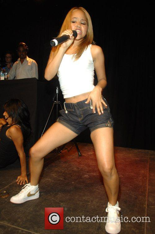 Kat Deluna, Daryl Roth Theater