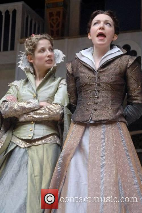 The Merchant Of Venice photocall at the Globe...