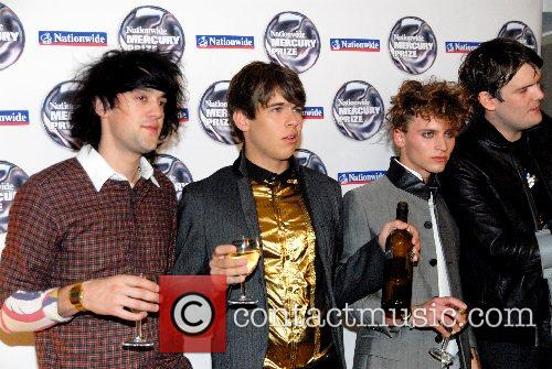 Klaxons, Grosvenor House
