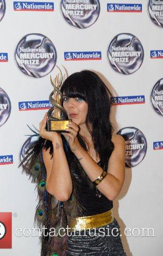 Nationwide Mercury Prize 2007 held at the Grosvenor...