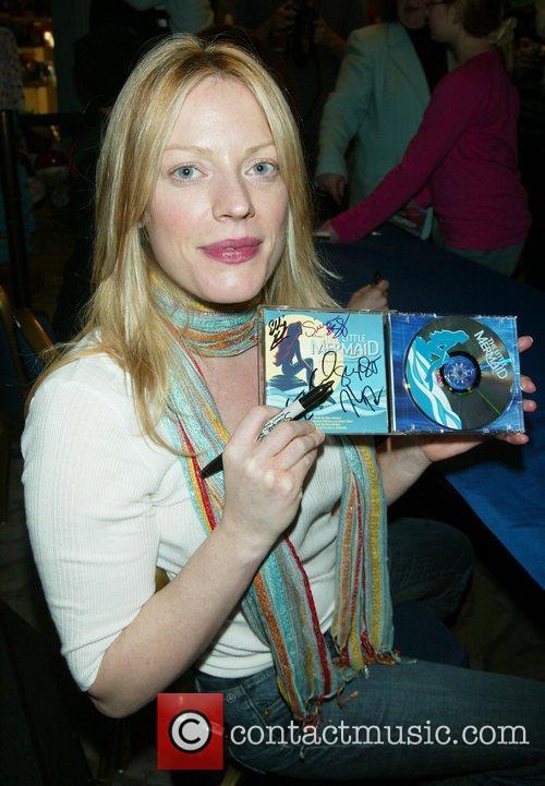 Sherie Rene Scott Broadway's 'The Little Mermaid' CD...