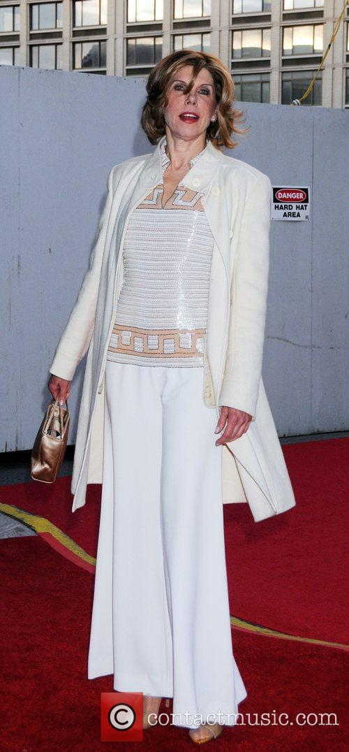 35th annual Film Society of Lincoln Center gala...