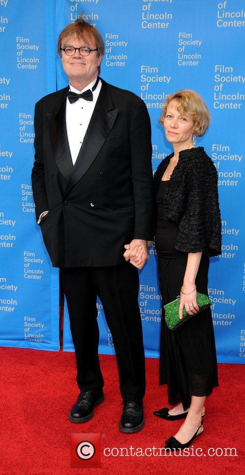 Garrison Keillor and Meryl Streep