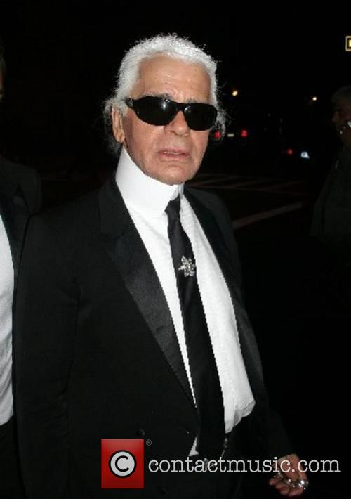 Karl Lagerfeld 'Poiret: King of Fashion' Costume Institute...