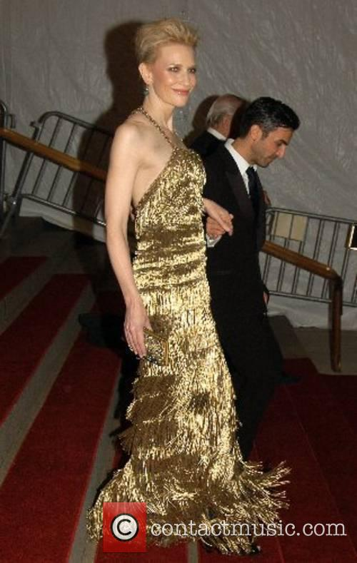 Cate Blanchett 'Poiret: King of Fashion' Costume Institute...