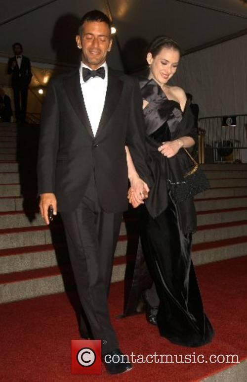 Mark Jacobs and Winona Ryder 'Poiret: King of...
