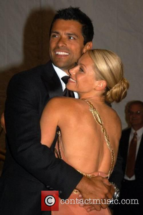 Kelly Ripa and Mark Consuelos 'Poiret: King of...
