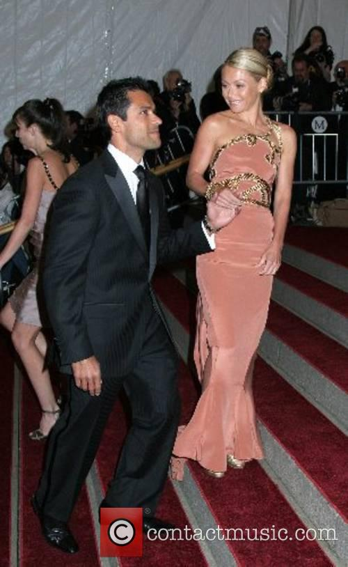Mark Consuelos and Kelly Ripa 'Poiret: King of...