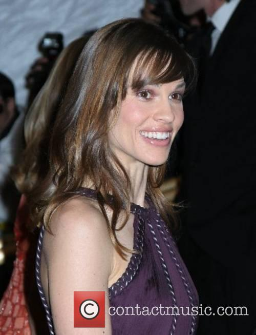Hillary Swank 'Poiret: King of Fashion' Costume Institute...