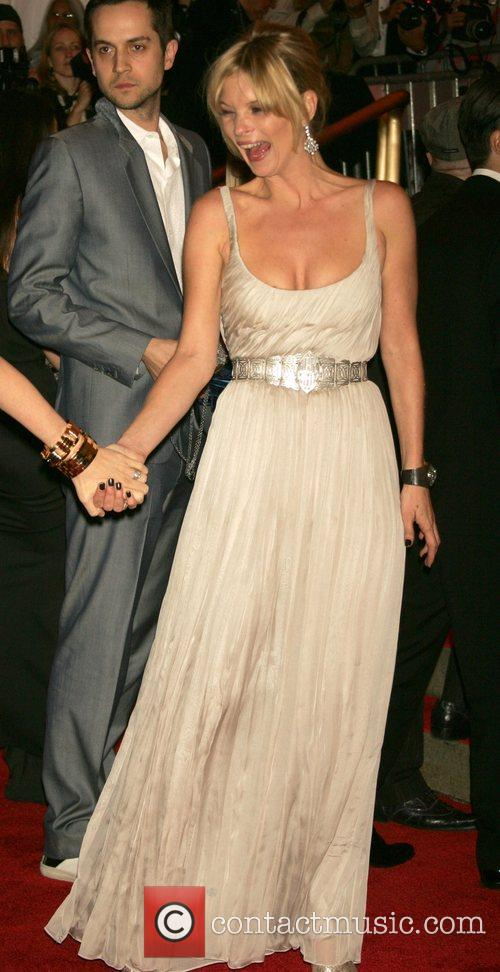Kate Moss 'Superheroes: Fashion and Fantasy' Costume Institute...