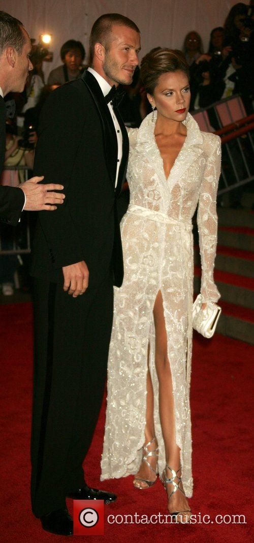 Victoria Beckham and David Beckham 2