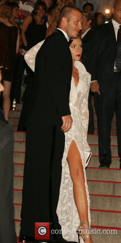 Victoria Beckham, David Beckham, Metropolitan Museum Of Art