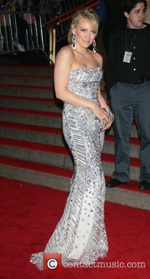 Hilary Duff, Metropolitan Museum Of Art